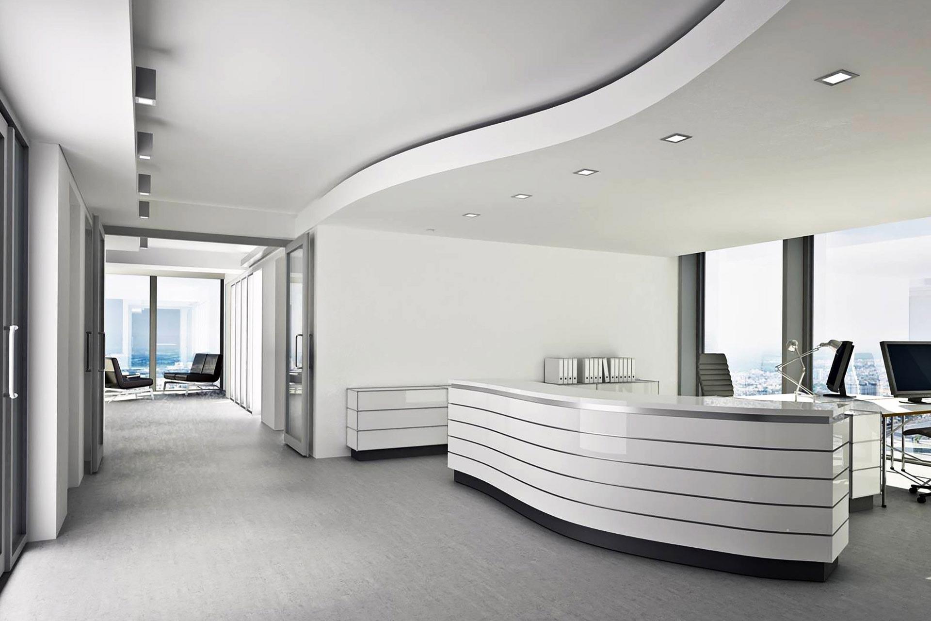 etaLight Empfangsbereich Kunden
