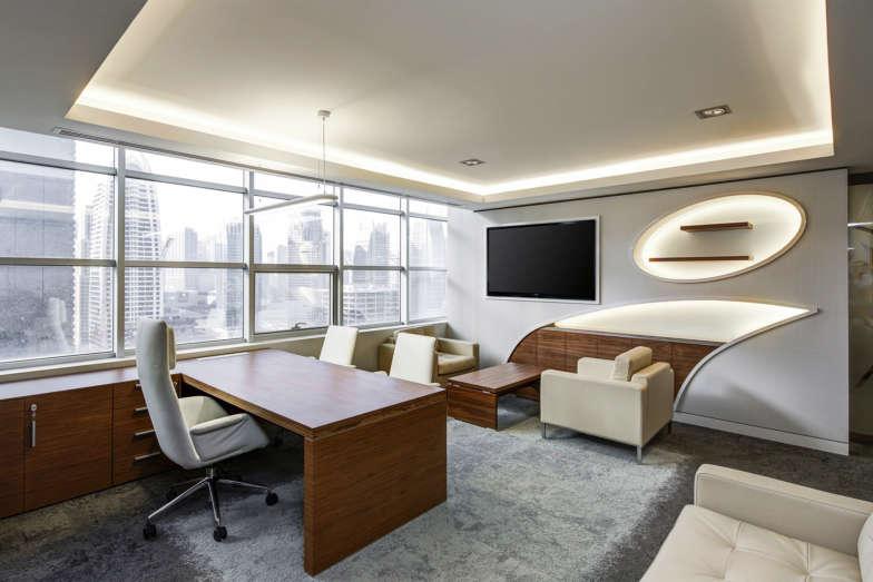 etaLight Anwendung Büro Arbeitsplatz modern